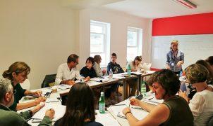 Brighton Language College (イギリス)大人コース:学校フォトレポート