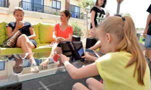 マルタ語学学校GVで親子留学中の方から現地レポート!