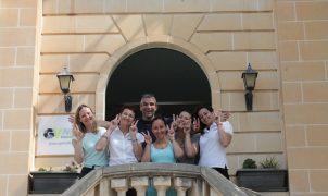 GV (Malta):学校フォトレポート