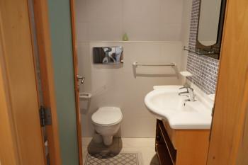 トイレと浴室は広さもあり清潔です。