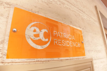 学生寮のひとつ、Patricia寮。