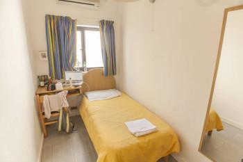 学生寮シングルルーム