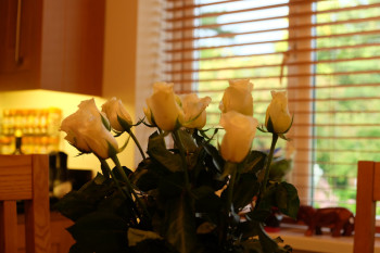 イギリスの方は男性もお花のセンスがいいですね。