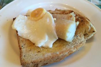 スモークハドックというイギリスの伝統的な朝ごはん